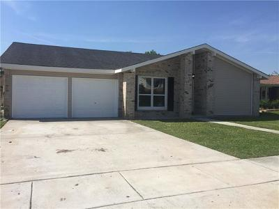 Harvey Single Family Home For Sale: 3881 Eastview Drive