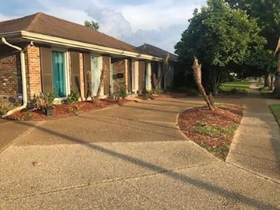 Metairie Single Family Home For Sale: 3549 Ridgeway Drive