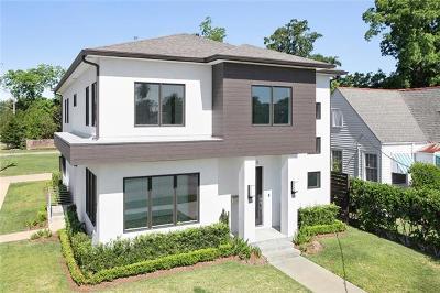 Single Family Home For Sale: 400 Ridgelake Drive