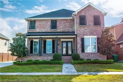 Kenner Single Family Home For Sale: 237 Cotton Bayou Lane