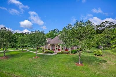 Madisonville Single Family Home For Sale: 130 Aldridge Court