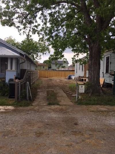 Residential Lots & Land For Sale: 1820 Hillary Street
