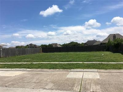 Mereaux, Meraux Residential Lots & Land For Sale: 2405 Bartolo Drive