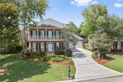 Single Family Home For Sale: 48 Fairway Oaks Drive