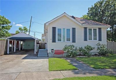 Jefferson Single Family Home Pending Continue to Show: 12 San Jose Avenue