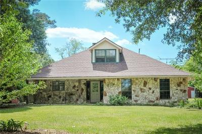 Covington Single Family Home For Sale: 82297 Hwy 1129 Highway