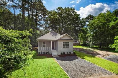 Covington Single Family Home Pending Continue to Show: 70446 Third Street