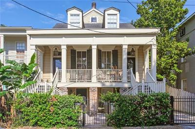 New Orleans Multi Family Home For Sale: 1453 Constance Street