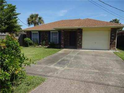 Metairie Single Family Home For Sale: 4221 Liberal Street
