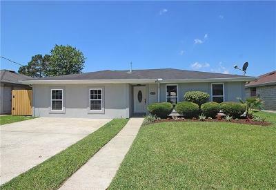 Metairie Single Family Home Pending Continue to Show: 4620 Lorino Street