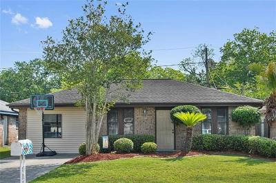 Destrehan, St. Rose Single Family Home Pending Continue to Show: 154 Janet Drive
