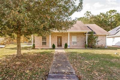 Covington Single Family Home For Sale: 70105 10th Street