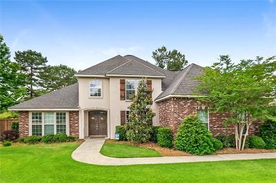 Covington Single Family Home For Sale: 336 Long Lake Drive
