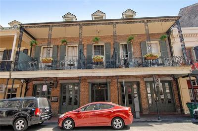 New Orleans Condo Pending Continue to Show: 515 St. Louis Street #8