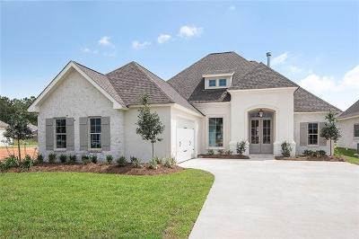 Madisonville Single Family Home For Sale: 2048 Cypress Bend Lane