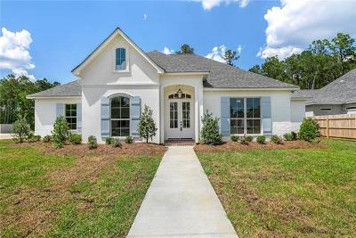 Madisonville Single Family Home For Sale: 1068 Spring Haven Lane