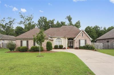 Covington Single Family Home For Sale: 321 Clover Meadow Drive