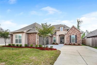Madisonville Single Family Home For Sale: 163 Raiford Oak Boulevard