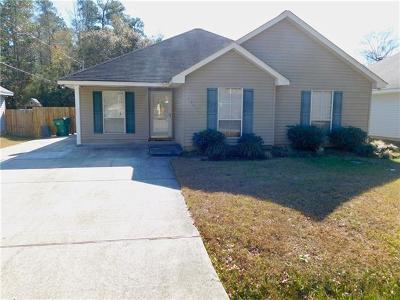 Slidell Single Family Home For Sale: 37522 Lopez Street