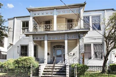 New Orleans Multi Family Home For Sale: 1808 Prytania Street