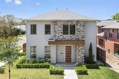 Single Family Home For Sale: 800 Ridgelake Drive