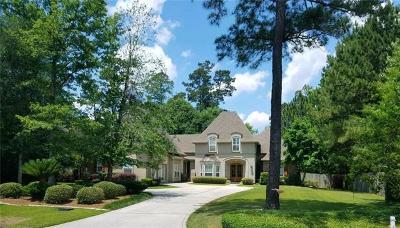 Covington Single Family Home For Sale: 202 Northpark Boulevard