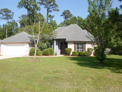 Mandeville Single Family Home For Sale: 127 Carmel Drive