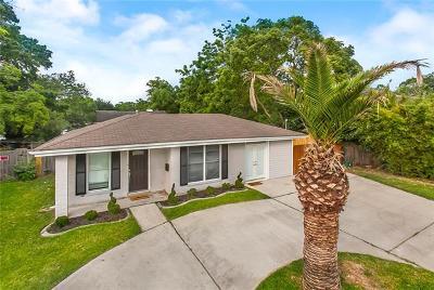 River Ridge, Harahan Single Family Home For Sale: 10517 Sedalia Street
