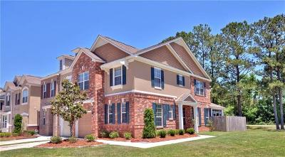 Madisonville Townhouse For Sale: 187 White Heron Drive