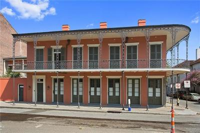 New Orleans Condo For Sale: 1206c N Rampart Street #C