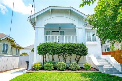 New Orleans Single Family Home For Sale: 2807 Jefferson Avenue