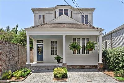 New Orleans Single Family Home Pending Continue to Show: 5512 Perrier Street