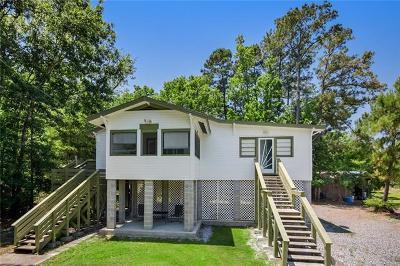 Slidell Single Family Home For Sale: 54148 Highway 90