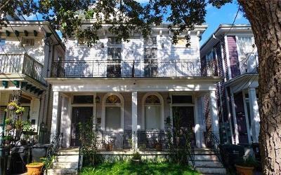 New Orleans Multi Family Home For Sale: 209 S Solomon Street