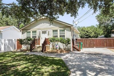 Metairie Single Family Home Pending Continue to Show: 701 Montgomery Avenue