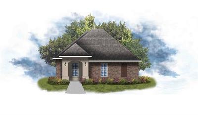 Covington Single Family Home For Sale: 1365 N Creek Drive