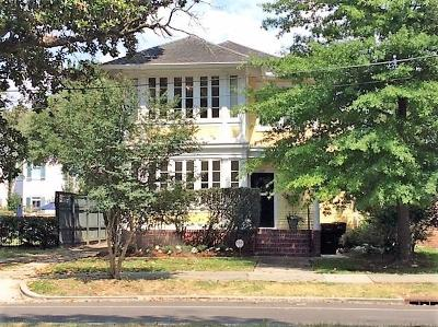 New Orleans Single Family Home For Sale: 1119 Jefferson Avenue