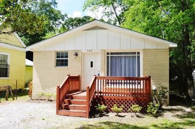 Covington Single Family Home For Sale: 743 N Florida Street