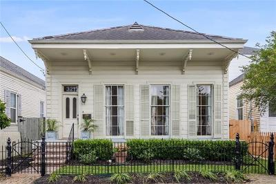 New Orleans Single Family Home For Sale: 327 Cherokee Street