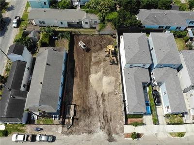 Residential Lots & Land Pending Continue to Show: 3723 Annunciation Street