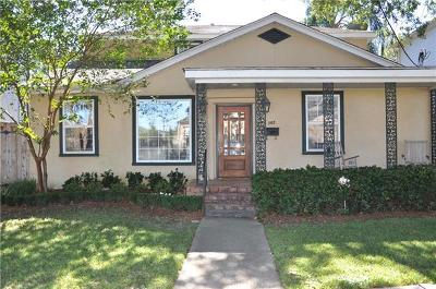 New Orleans Single Family Home For Sale: 302 French Street
