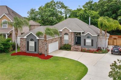 Destrehan, St. Rose Single Family Home Pending Continue to Show: 210 Stanton Hall Drive