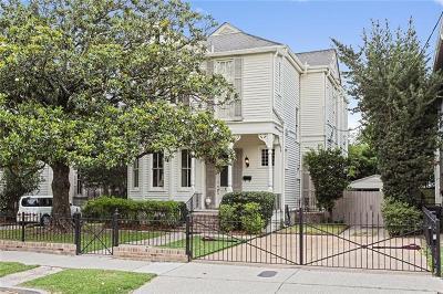 Single Family Home For Sale: 1515 Jefferson Avenue