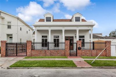New Orleans Single Family Home For Sale: 1115 Valence Street