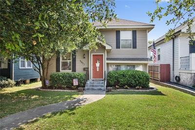 New Orleans Single Family Home For Sale: 5937 Louisville Street
