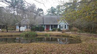 Covington Single Family Home For Sale: 20700 Soell Drive