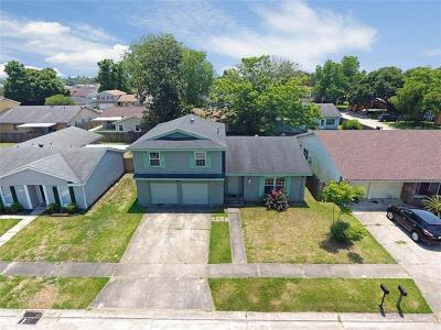 Harvey Single Family Home Pending Continue to Show: 3857 N Deerwood Drive