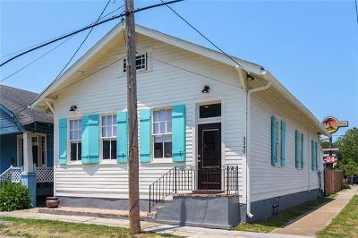 Single Family Home For Sale: 3340 Short Street