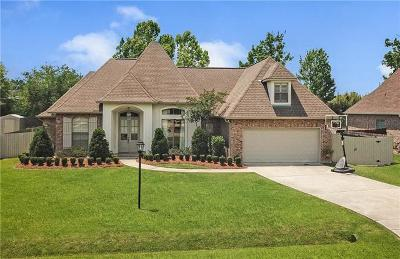 Mandeville Single Family Home Pending Continue to Show: 1180 Springwater Drive