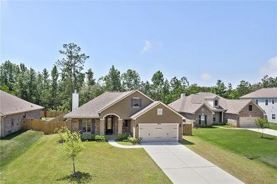 Madisonville Single Family Home For Sale: 525 Ruelle Court